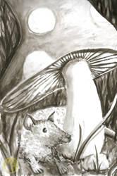 Animals: Mouse by Naikiria