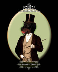 Victorian Bailey by ViciousBunnies
