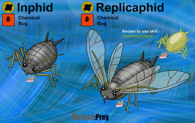 Replicaphid Family by apcomics
