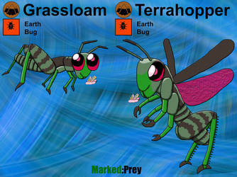 Terrahopper Family by apcomics