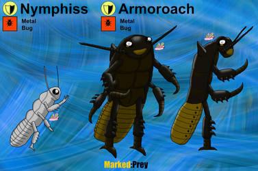 Armoroach Family by apcomics