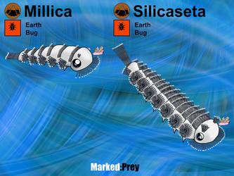 Silicaseta Family by apcomics