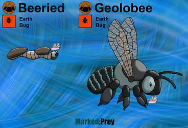 Geolobee Family by apcomics