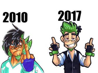 7 years.... by GrannyandStu