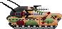 Pixel Art - Tesla Tank by IvanMRM