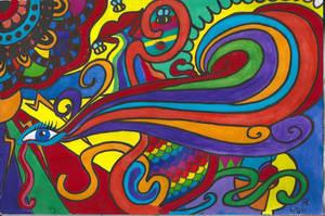 Colour Blast 1 by xSuicidalCupcakex