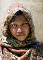 Bali Portrait 02 by mjbeng