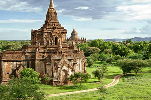Bagan Temple 2 by mjbeng