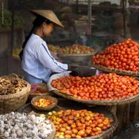 Mandalay Market by mjbeng
