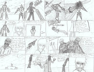 Kioku - chapter 1 by Hatenko