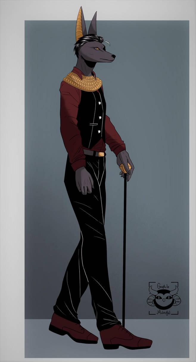 Hestige Vignette by David-Irastra