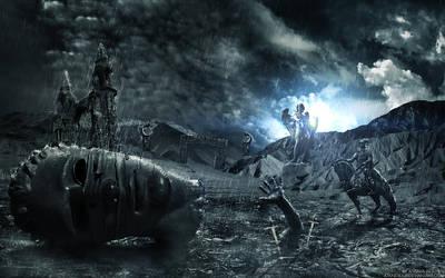 Ancient Battleground by ATKNebula