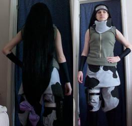 Kin Tsuchi testing 2 by wilterdrose-cosplay