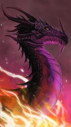 I got Dragons by legendary-memory