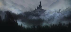 Dark Castle by legendary-memory
