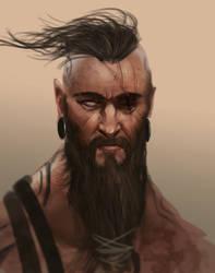 Beard man by legendary-memory