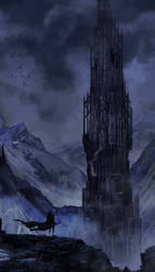 Solitude Castle by legendary-memory