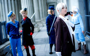 APH - How We Are by Kiramishi