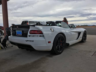 Dodge Viper SRT10 Roadster 2 by GearheadAutoArt