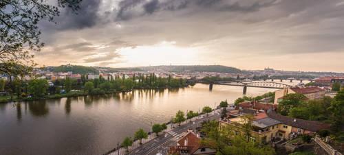 Praha by Elvazur