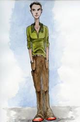 Green Shirt by bms-DA