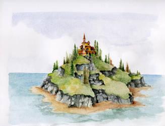 Island Getaway by bms-DA
