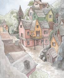 Little Village by bms-DA