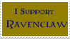I Support Ravenclaw by QueenNekoyasha
