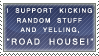 Road House stamp by QueenNekoyasha