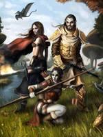Morrowind Adventurers by Jorsch