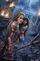Escape the Imperial City by Jorsch