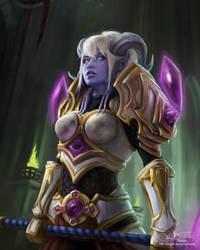 World of Warcraft - Yrel by Jorsch