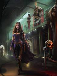 WH40k: Enter The Witch Finder by Jorsch