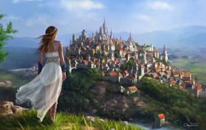 City of Corillium by Jorsch