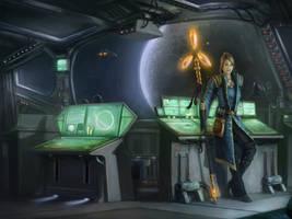 Magitech Chronicles: Major Voria by Jorsch