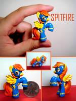 Custom Spitfire Wonderbolt by RaccoonRat