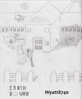 Earthbound-Mother:Here at Home by wyatt8740