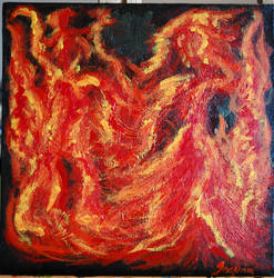 The Fire of My Hearth by Janorien