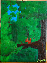 Quiet Forest by Janorien