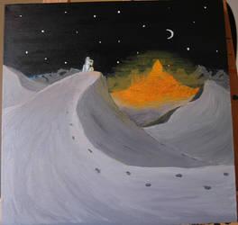 Arabian Night by Janorien