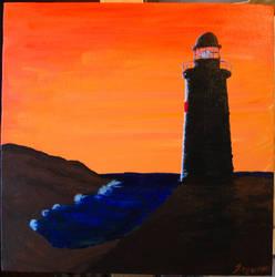 Watchtower by Janorien