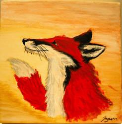 Mr Fox by Janorien