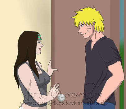 In Which Naruto Meets Hayley by TheRealKyuubi16