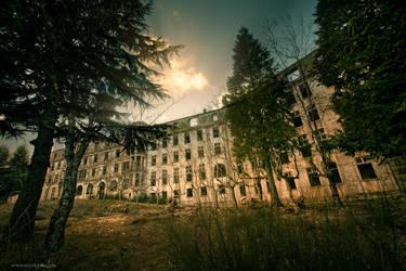 Sanatorium by jadden