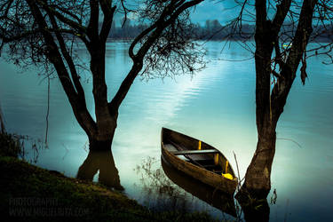 Unconcerned Rivers by jadden