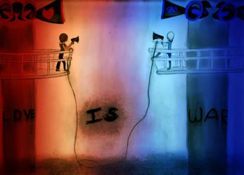 Lovers Quarrel by xPanicxLovex