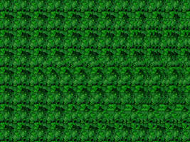 GIMP Stereogram by fence-post