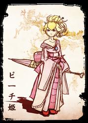 Kimono Pichi-Hime Quickie by Twilit-Arawen