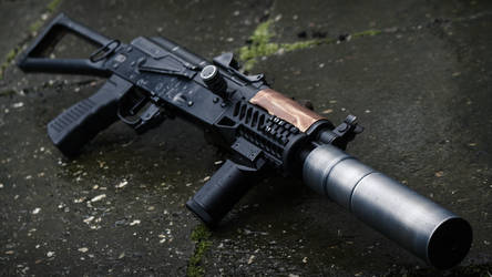 AKS74U customized by arthuro12