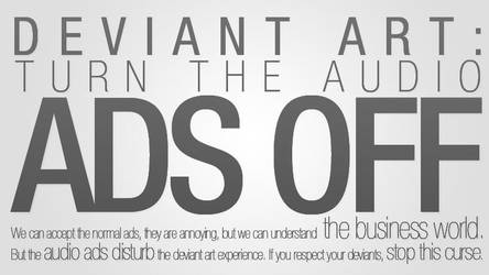 Audio Ads Off by fdp82